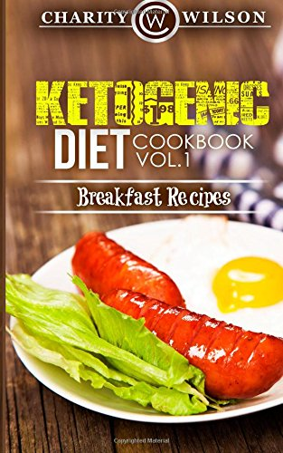 Ketogenic Diet Cookbook Breakfast Recipes