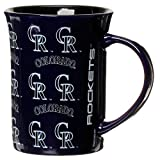 The Memory Company MLB Colorado Rockies Official Line Up Mug, Multicolor, One Size
