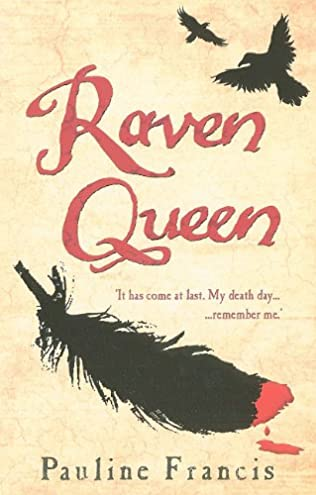 book cover of The Raven Queen