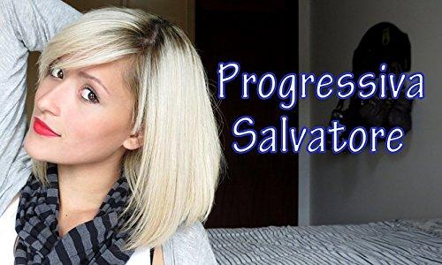 Salvatore Blue Gold Hair Straightening   Brazilian Keratin Treatment 2L by Blue Gold (Image #4)