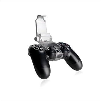 PS4/PRO/SLIM Smart Clip - Soporte de teléfono móvil para mando ...