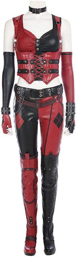 MuYuan Batman Forrest Knight Harley Quinn Disfraz de Cosplay Tight ...