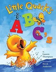 Little Quack's ABC's (A Super Chubbies)