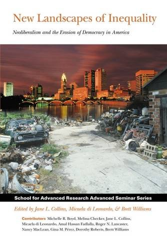New Landscapes of Inequality: Neoliberalism and the Erosion of Democracy in America (School for Advanced Research Advanc