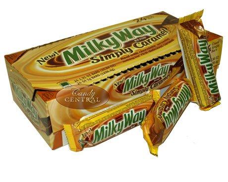 (Milky Way Simply Caramel (24 Ct))