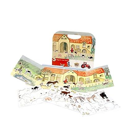 Egmont Toys Magnetic Game Farm: Toys & Games