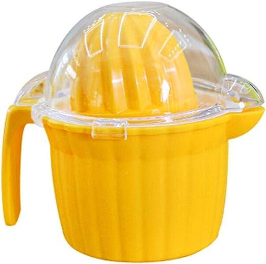 Exprimidor manual portátil, extractor de zumo para naranjas y ...