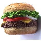 Fast Food Meat Cheat Hamburge Burger Resin 3d