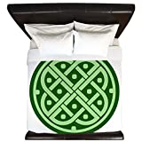 King Duvet Cover Celtic Knot Interlinking