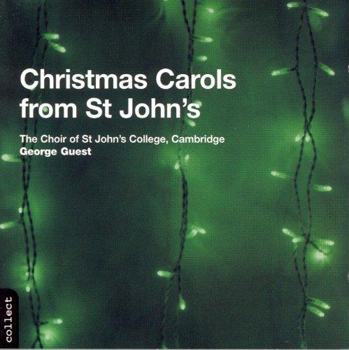 St John's College Choir, Cambridge: Christmas Carols From St John's (Song Christmas Choir)