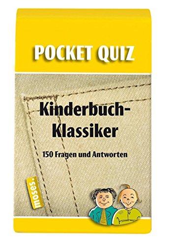 Pocket Quiz Kinderbuchklassiker (Pocket Quiz / Ab 12 Jahre /Erwachsene)