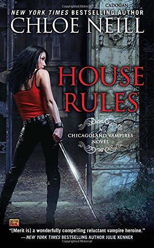 House Rules Chicagoland Vampires Chloe product image