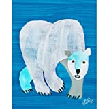 Eric Carle's Polar Bear Cover Canvas Art