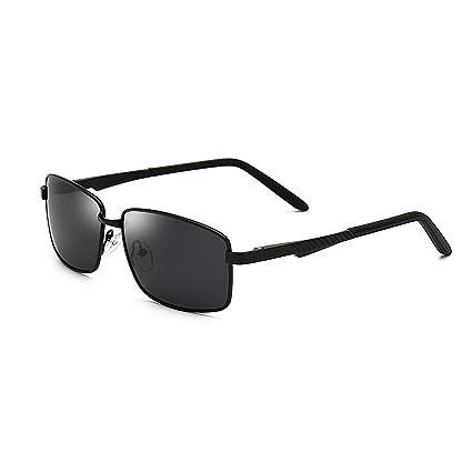 Retro Gafas de sol polarizadas de aluminio y magnesio retro Protección UV Gafas de sol deportivas
