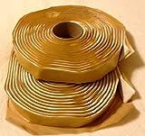 Colorimetrics White Putty Tape / Butyl Tape 3/16'' x 1'' x 20' (2-Pack)