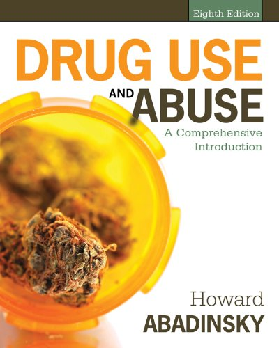 Download Drug Use and Abuse: A Comprehensive Introduction Pdf