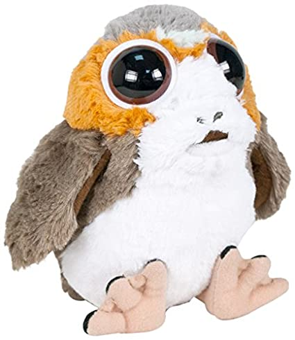 Amazon.com : MOVIES Star Wars Episode VIII PORG Super Soft ...
