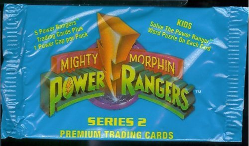 power rangers cards - 9