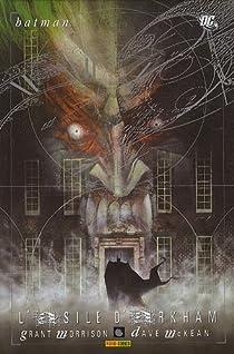 Batman : L'asile d'Arkham par Morrison