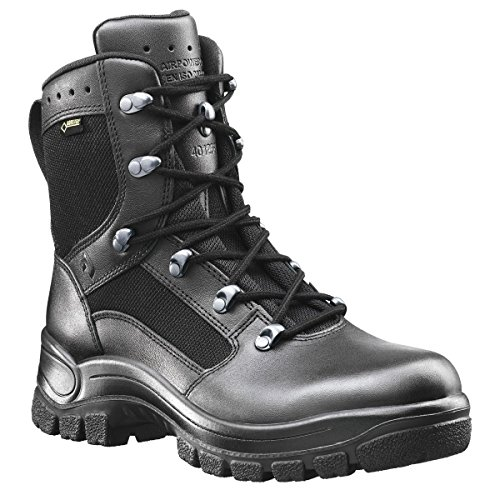 Size P6 45 Men's nbsp;High 5 Police 10 Boots Airpower black Haix C5Zq0nwP