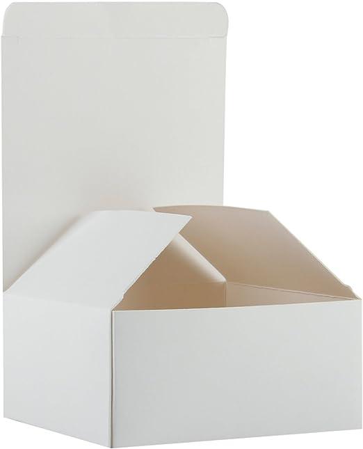 RUSPEPA Cajas De Regalo De Cartón Reciclado - Caja De Regalo ...
