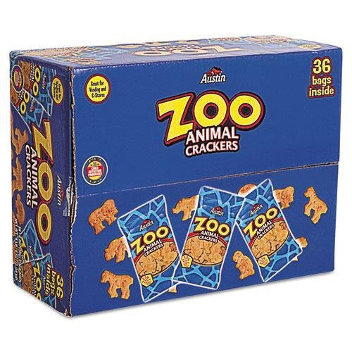 KEB827545 - Zoo Animal Crackers