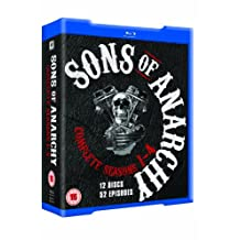 Sons of Anarchy - Season 1 - 2 - 3 - 4 Complete Box Set