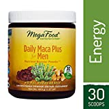 Cheap MegaFood – Daily Maca Plus for Men, Supports Immune and Prostate Health with Saw Palmetto and Reishi Mushroom, Vegan, Gluten-Free, Non-GMO, 30 Servings (1.57 oz) (FFP)