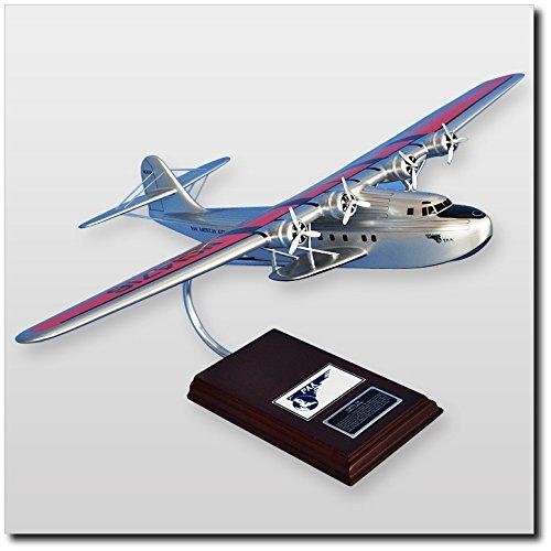 (Planejunkie Aviation Desktop Model - Pan Am M-130 China Clipper PAA Model - Aviation Art)