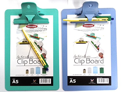 Inch Plastic High Capacity Clipboard product image