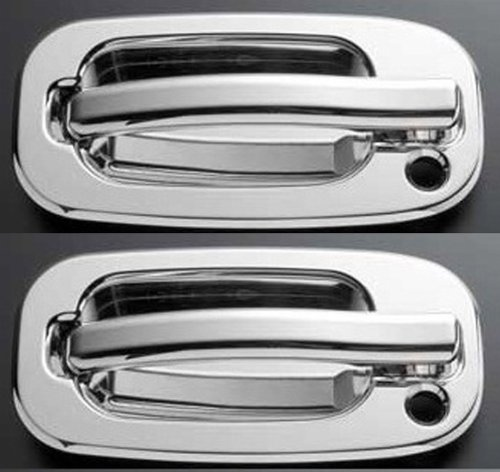 All Sales 900 Polished Billet Aluminum Door Handle and Bucket (Billet Door Bucket)