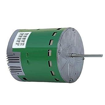 Evergreen CECOMINOD073162 GE • Genteq 1/3 HP 230 Volt Replacement X-13  Furnace Blower Motor: Amazon.com: Industrial & Scientific | X13 Motor Wiring Schematic |  | Amazon.com