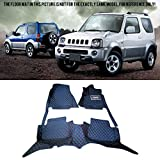 Interior Accessory Floor Mats Carpets Foot Pads Cover For Suzuki Jimny 2000-2015 (Left Hand Side Driving)