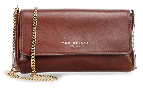 The Bridge Candy Borsa a tracolla pelle 22 cm braun, braun