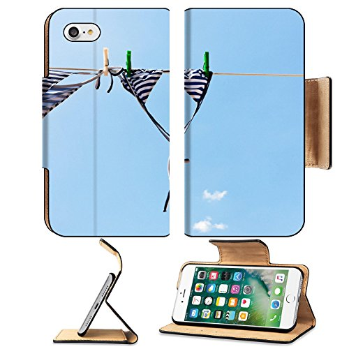 liili-premium-apple-iphone-7-iphone7-flip-pu-leather-wallet-case-drying-woman-swimming-suit-with-blu