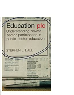 Education plc: Understanding Private Sector Participation in ...