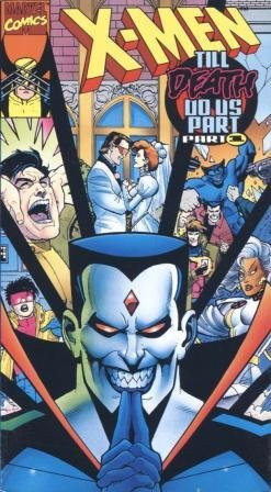 X-Men: Till Death Do Us Part - Part 1  [VHS] by PolyGram Video