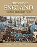 History of England, Volume 1, a (Prehistory To 1714), Roberts, Clayton and Roberts, David, 0205867774