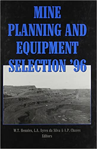 Mine Planning & Equipment Selection 96
