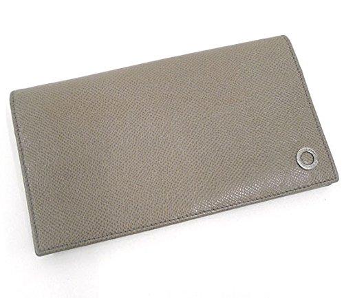 ブルガリ クラシコ 二つ折り長財布 [中古] B0749N5NXH