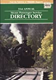 Steam Passenger Service Directory, Kalmbach Publishing Company Staff, 0890243077