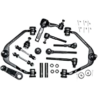 16 Pcs Complete Front Suspension Control Arm Kit for Ford...
