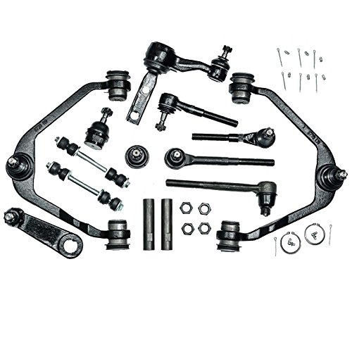 8 Piece Suspension Control Arm Tie Rod Kit Front For 92 96: Compare Price To 99 Ford F150 Suspension