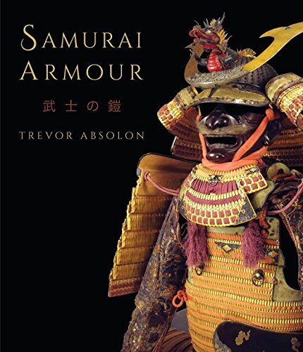 Samurai Armour by Trevor Absolon (November 22,2016)