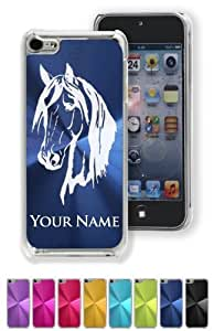 Case/Cover for iPhone 5C - HORSE HEAD - Personalized for FREE (Click the CONTACT SELLER link after purchase and send a message with your case color and engraving request) Kimberly Kurzendoerfer