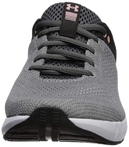 Armour black W Donna Grigiosteel Under Ua flushed Micro Running G Pink PursuitScarpe bf6ygY7