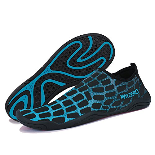 Running WXDZ blue 8 Beach Women Water Pool Shoes Shoes Men Socks Barefoot Quick Walking Aqua Dry Sports Swim raBxZTqwr
