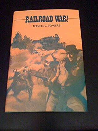 book cover of Railroad War!