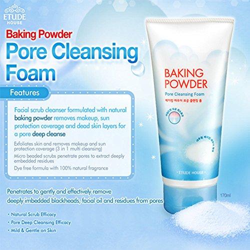 Etude House Baking Powder Cleansing product image