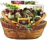 Gift Basket Village - Dad's Favorite, Cheese And Sausage Gift Basket for Dad, 10 pound (Large)